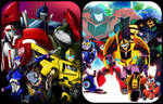 Transformers Prime and Transformers RID 2015