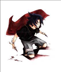 Sasuke Again... by KiYami