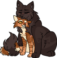 Life And Amber (2/2 Commissioin)