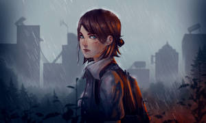 Ellie - The Last Of Us II by HashTag13