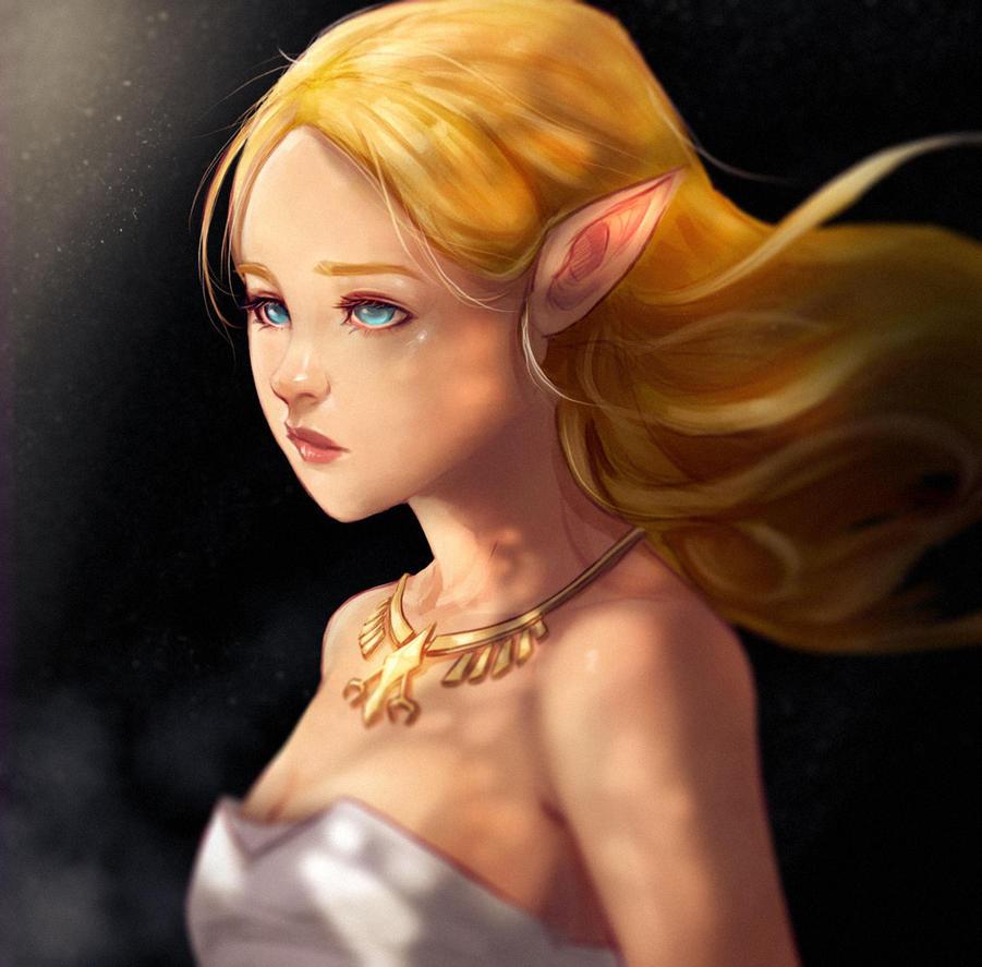 Zelda by HashTag13