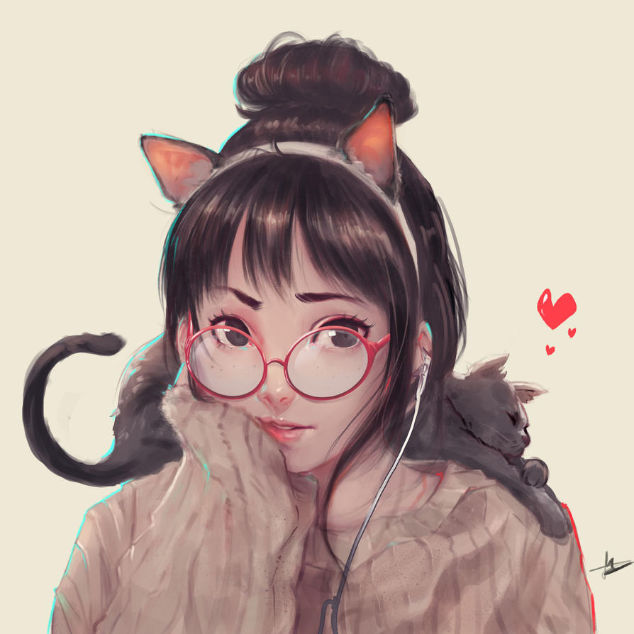 Blackcat by HashTag13