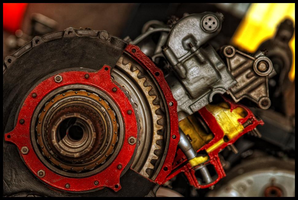 Engine's part III