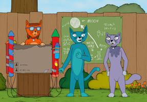 Kitty's space program