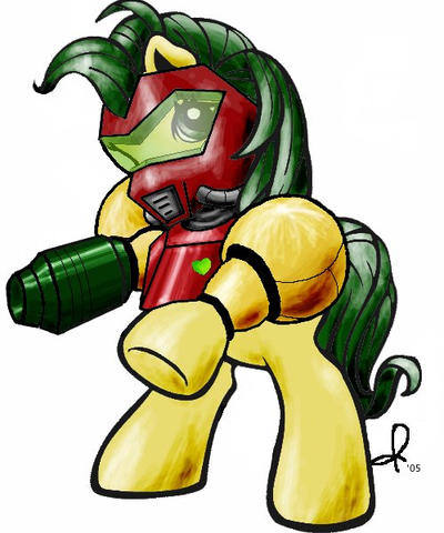 samus_pony_design_by_techneurology-d2iiq8k.jpg