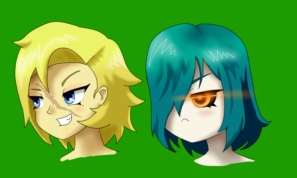 Sunflakes sisters by RittiFruity