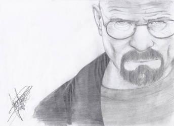 Walter White / Heisenberg by PatriciaMuacMuac