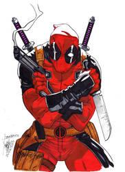 Deadpool by PatriciaMuacMuac
