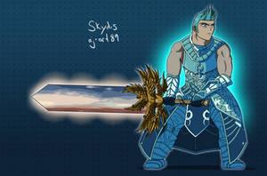 Guild Wars 2 - Skydis by aj-art89