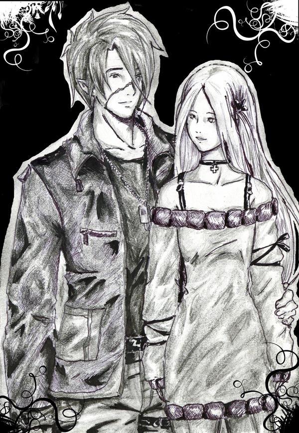 angel and demon love jpg MEMES