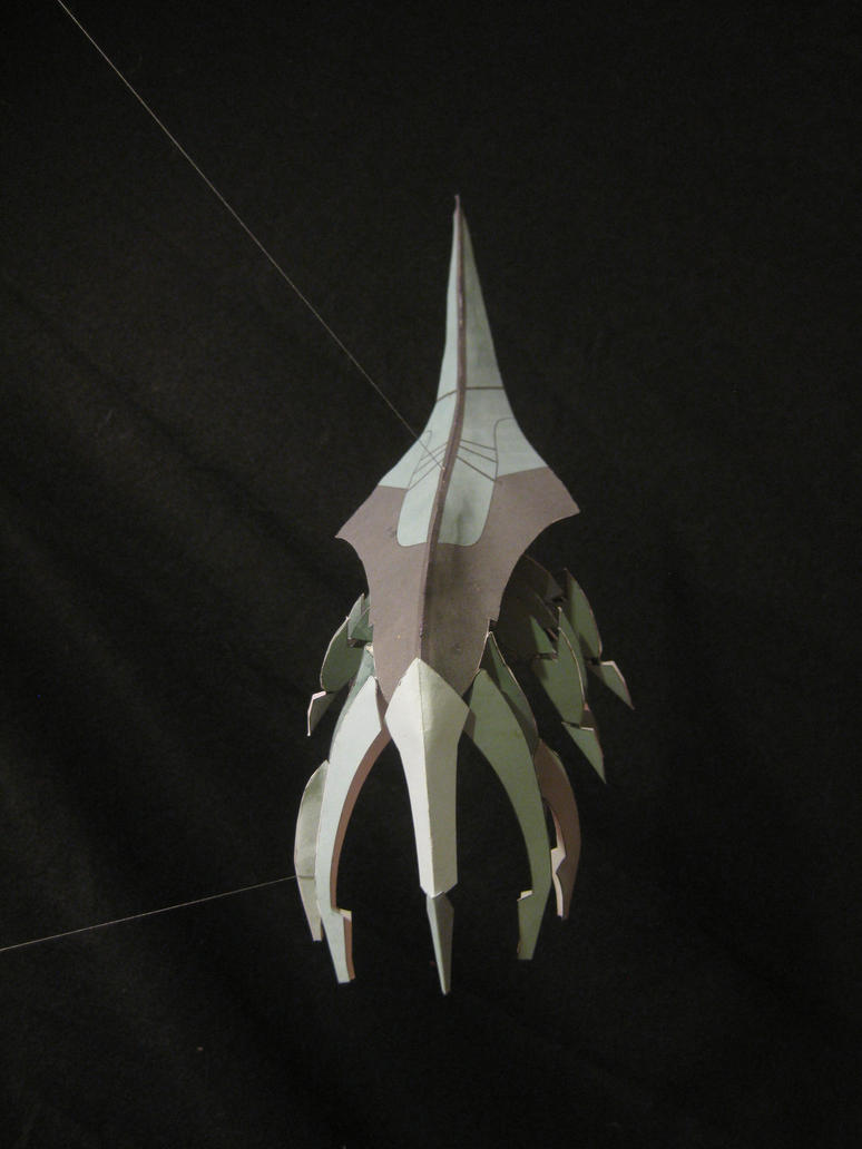Paper Reaper Model - Sovereign by kristianbrevik