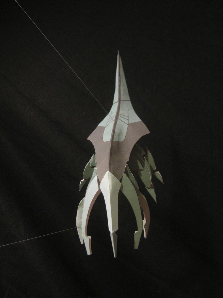 Paper Reaper Model - Sovereign by kristianbrevik