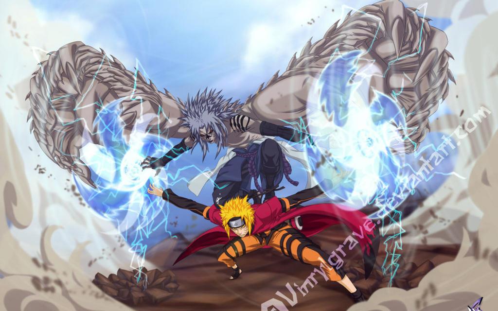 Naruto Sasuke Shippuden HD Wallpaper By Narutoelrod