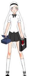 Yuko summer uniform by angels1732