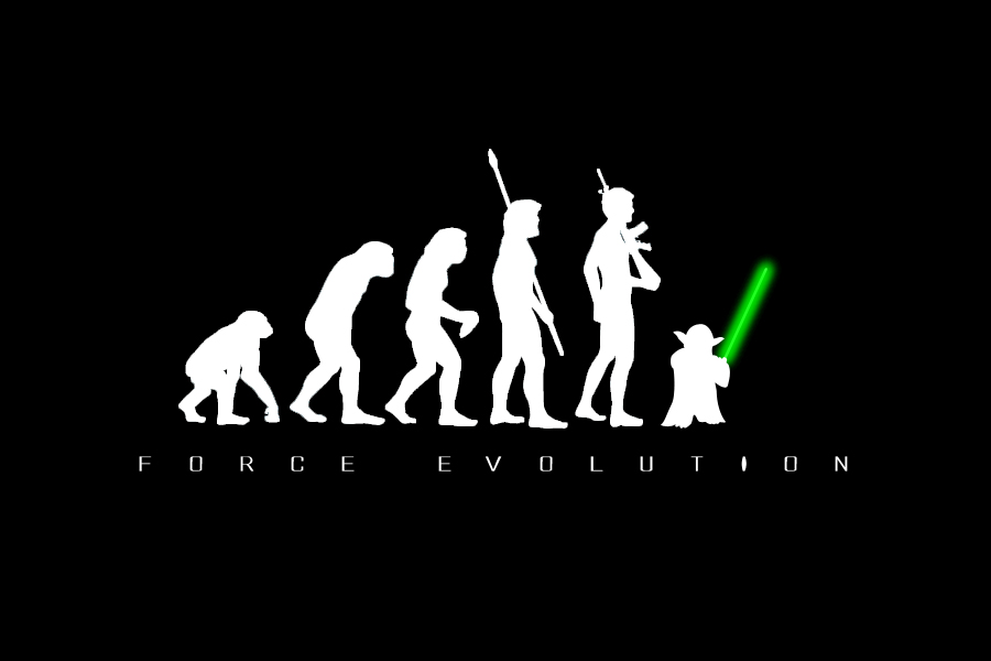 Force Evolution Yoda by jlpicard1701e