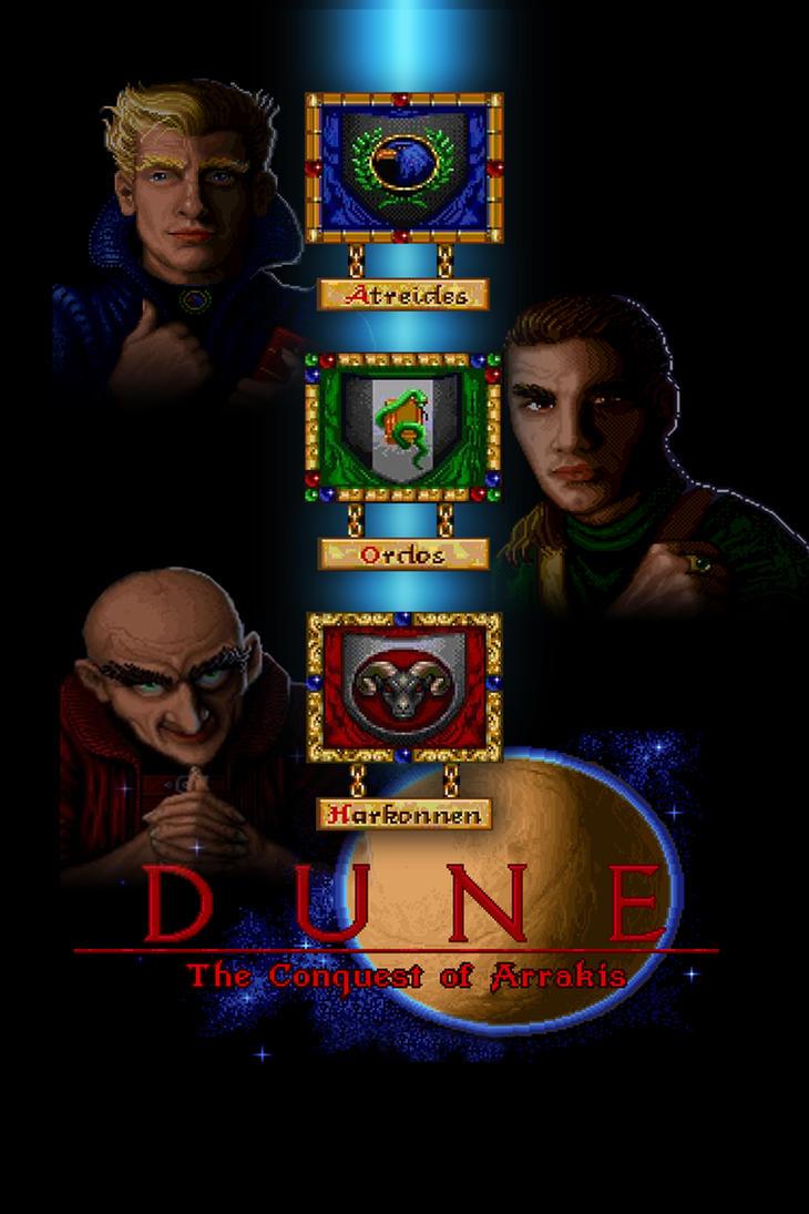 Dune2 by jlpicard1701e