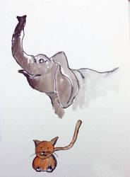 Watercolour by jlpicard1701e