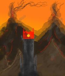 Dol Guldur by jlpicard1701e