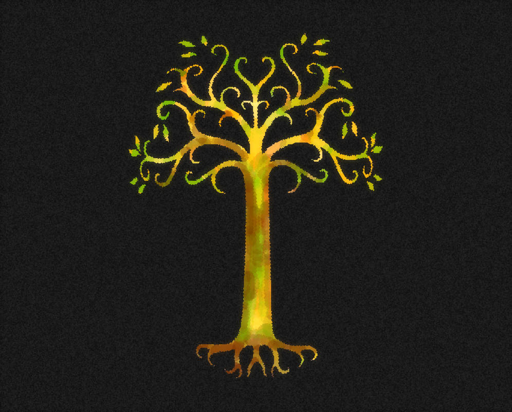 Tree of Gondor by jlpicard1701e
