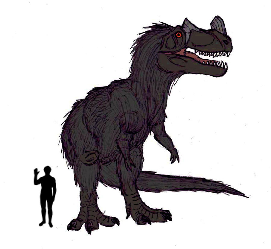 Hunter Day Yukon >> Creatures: DINOSAURS!!! (Coelophysoids, Ceratosaurs, Abelisaurs, and Noasaurs) - The Known World ...