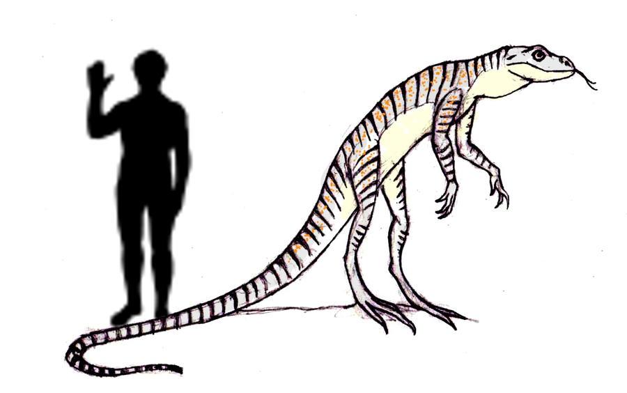 Trimble County Giant Lizard by TheMorlock on DeviantArt