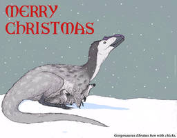 Christmas Card by TheMorlock
