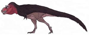 Daspletosaurus torosus by TheMorlock
