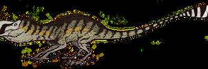 Skull Island Reborn - Flagtailed Boomer by TheMorlock