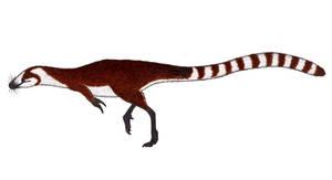 Sinosauropteryx prima