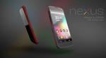 Nexus 4 3D render by mezwik