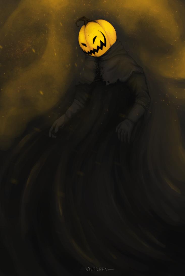 Scarecrow by Votdren