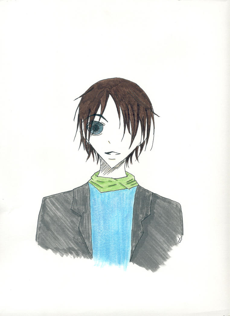 portrait by L337-5killz