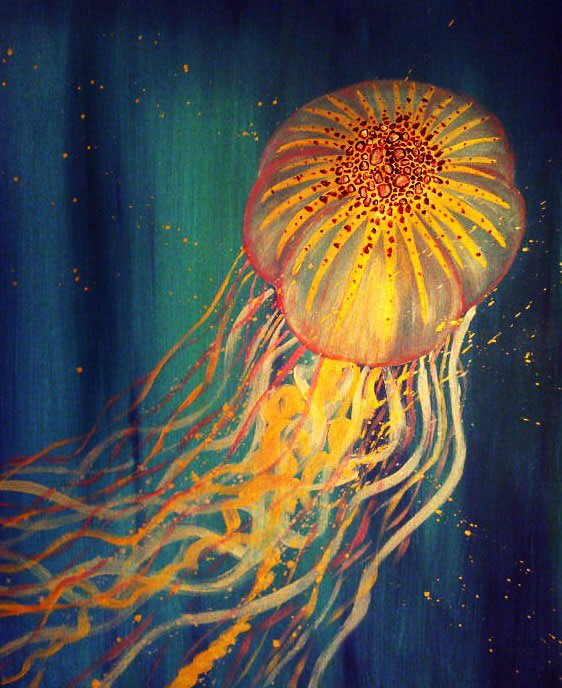 "the negative consequences of jellyfish overpopulation The jellyfish population explosion has blossomed for years, but got a special  "" huge and increasing problems in the oceans, seas and coasts."