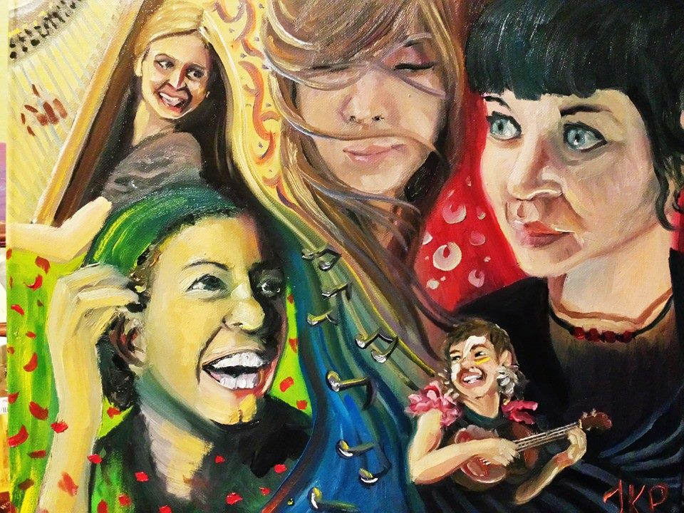 Muh Ladies by JessKristen