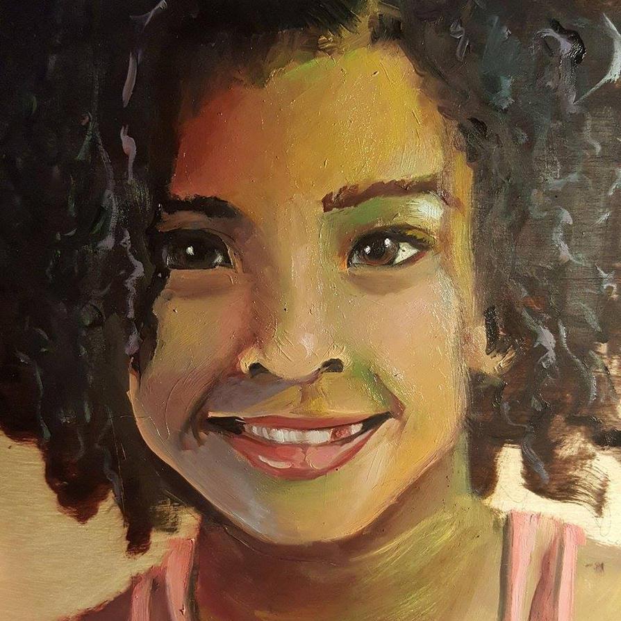 Portrait of Aubrielle by JessKristen