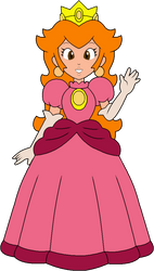 Princess Peach (Nintendo Comics System)