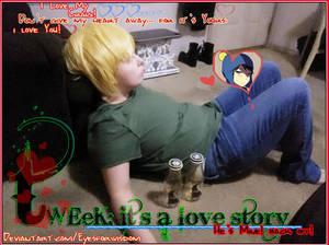 Tweek's Love story cosplay