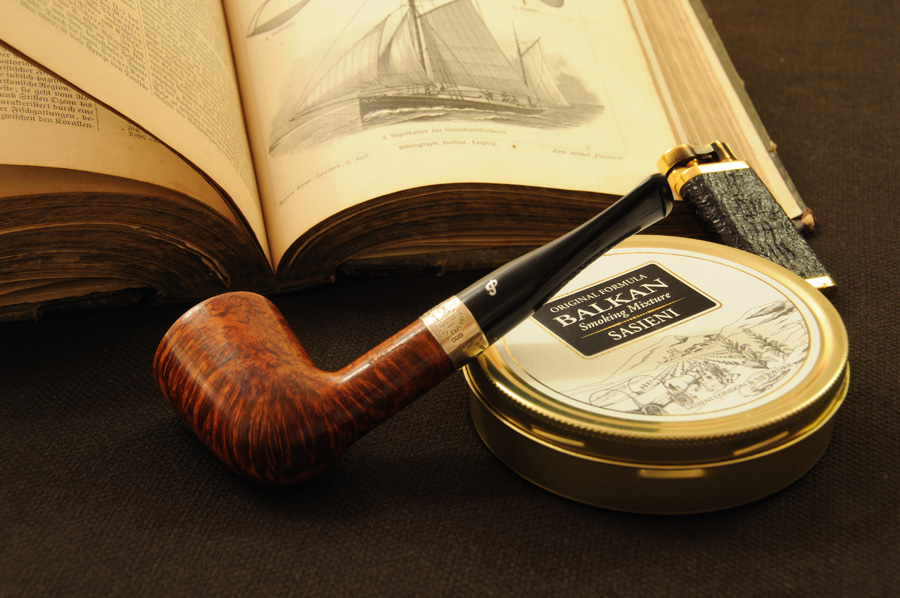how to clean old tobacco pipes