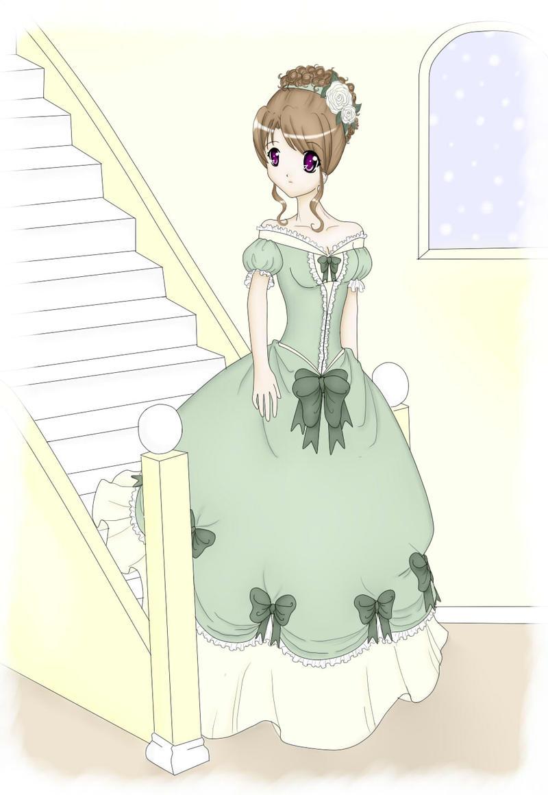 Victorian by Saiyachan123