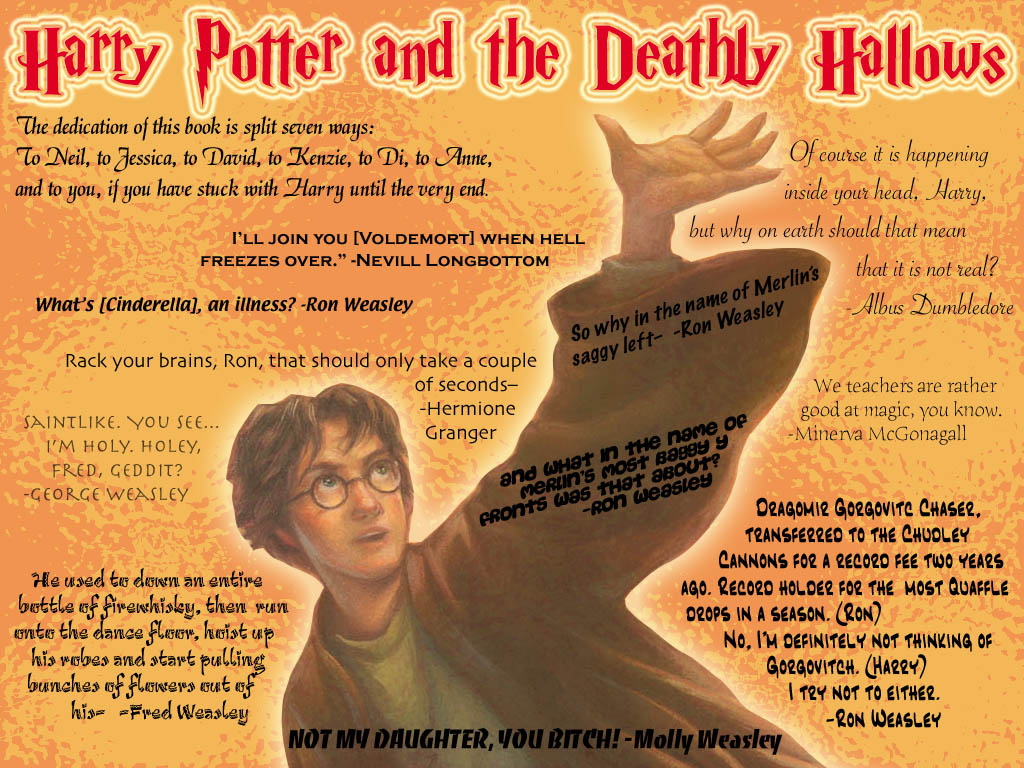 Deathly Hallows Quotes by Grey-Ink