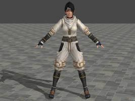 DOA5U Momiji Costume 2 by zareef