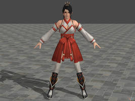 DOA5U Momiji Costume 4 by zareef