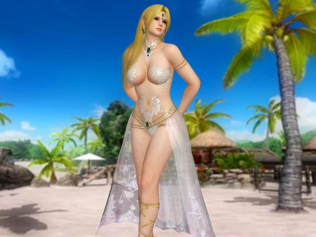 DOA5 LR Helena Showstopper costume (UPDATED) by zareef