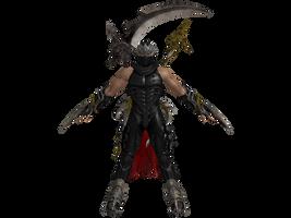 DOA5 LR Ryu Hayabusa Ninja 2015 by zareef