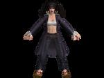 DOA5 LR Rachel Senran Kagura costume