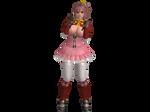 DOA5 LR Honoka Tamiki Wakaki costume