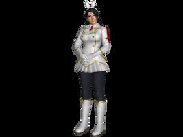 DOA5 LR Momiji Fairy tail costume by zareef
