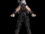 DOA5 LR Christie Ninja costume