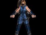 DOA5 LR Tina Ninja costume