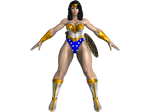 SFV Chun-Li Wonder woman (Updated)